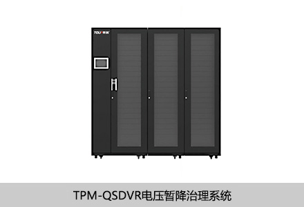 TPM-QSDVR电压暂降保护系统