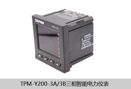 TPM-Y200三相电力仪表