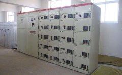采用电动机群启柜防范大功率电机装置晃电